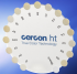 Disc CAD/CAM Cercon ht 12 - Sirona - D4